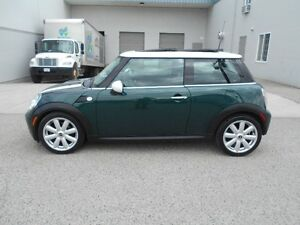 2009 Mini Cooper 6 Speed Warranty From Keowna BMW