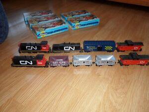 HO Model Train Starter Package/Additional Equipment