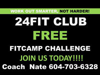 24Fit FREE Fitcamp!