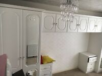 Fully fitted wardrobes
