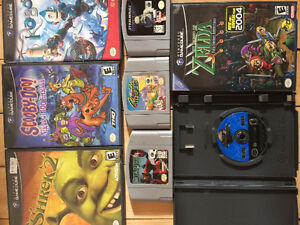 GameCube and n64 for trade