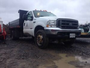 2004 Ford F-450 powerstroke
