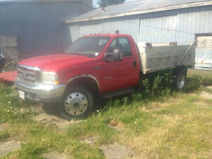 2004 Ford F-550 XLT Other
