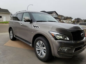 2015 Infiniti QX80 SUV - Special Offer - $ 48,000
