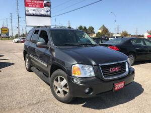 2005 GMC Envoy SLT, Fully Loaded, 4x4, 3 Years Warranty Included