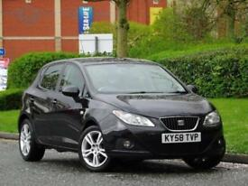 2008 Seat Ibiza 1.4 16v Sport 1 OWNER +FULL SERVICE HIST +AUX
