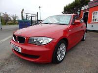 2010 BMW 1 Series 116d ES 3dr Full service history,12 months mot 3 door Hatch...