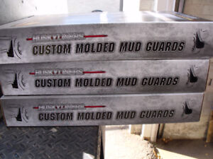 3 Sets of New in Box Mud Flaps for Super Duty Trucks