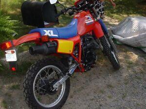 1985 Honda XL350