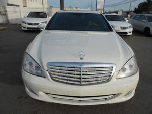 2008 Mercedes-Benz S450, 4 Matic, Designo Package