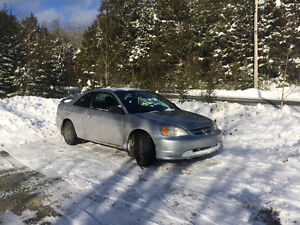 2003 Honda Civic Coupe (2 door)