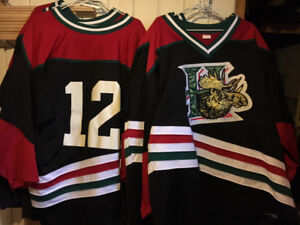 Adult Men's Moosehead hockey jerseys