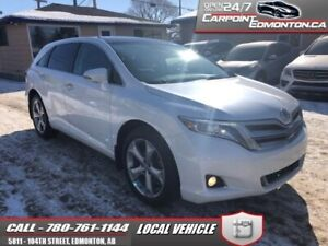 2013 Toyota Venza V6 AWD LE TOP OF THE LINE  - One owner