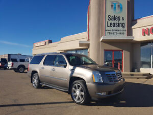 2012 Cadillac Escalade ESV SUV, Full Load/DVDs/$37,987