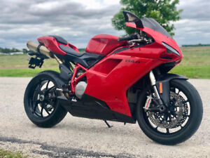 2012 Ducati 848 EVO - LOW KM - Immaculate Condition - CERTIFIED