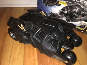 Dark Knight Batman  Batmobile