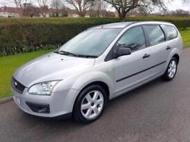 FORD FOCUS 1.6 SPORT - AUTOMATIC - ESTATE - 5 DOOR - 2006 - SILVER *LOW MILES*