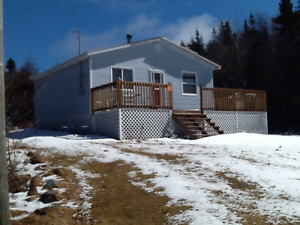 FOR SALE TWO BEDROOM SUMMER HOME ON WITLESS BAY LINE