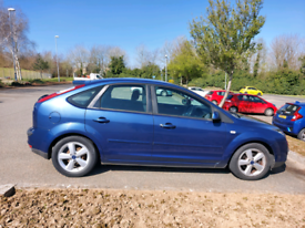 Ford Focus 2008 zetec 1.6 petrol Reduced Price