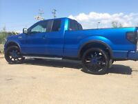 2010 babied FX4 with custom 26 inch rims $23500 OBO