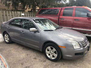 2006 FORD FUSION FWD