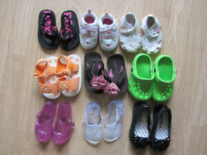 $3. Baby Sandals & Shoes