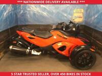 CAN-AM SPYDER CAN-AM SPYDER RS TRIKE ABS ONE OWNER 12M MOT 2009 09