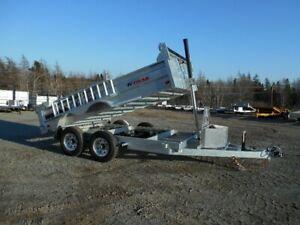 GALAVANIZED UTILITY TRAILERS - BEST PRICE