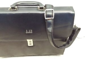 Leather Briefcase with Adjustable and Detachable Shoulder Strap Peterborough Peterborough Area image 2