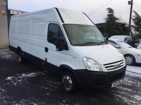 Iveco Daily 35C12 2.3 td LWB 3500kgs twin axle 2008 08 reg 1 owner from new
