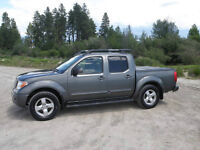 2006 Nissan Frontier LE Pickup Truck