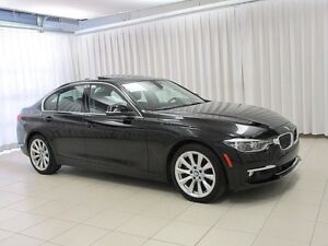 2017 BMW 3 Series 320i x-DRIVE AWD LUXURY LINE w/ NAV, MOONROOF