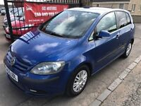 VW GOLF PLUS 1.9 TDI, 1 YEAR MOT, SERVICE HISTORY, WARRANTY