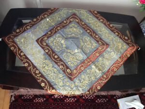 15 piece Turkish table cloths