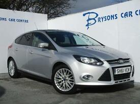 2011 61 Ford Focus 1.6 TI-VCT ( 125ps ) Zetec for sale in AYRSHIRE