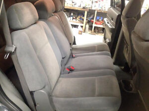 Set of Cloth Seats for 04-09 Dodge Durango London Ontario image 5