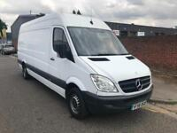Mercedes-Benz Sprinter 2.1TD 315CDI LWB White manual Diesel Van Twin Turbo