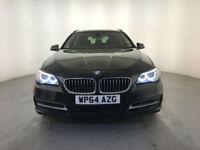 2014 BMW 520D SE AUTOMATIC DIESEL ESTATE SAT NAV 1 OWNER SERVICE HISTORY