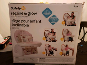 Brand new Safety 1st recline and grow