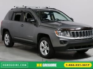 2011 Jeep Compass NORTH EDITION 4X4 A/C GR ÉLECT MAGS