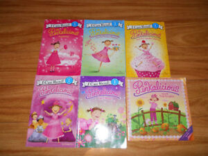 Pinkalicious and Fairy books
