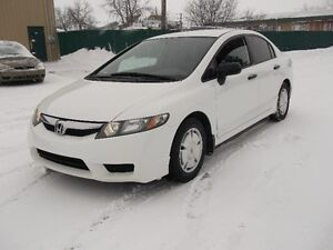 Honda Civic  Auto DX-G 2009