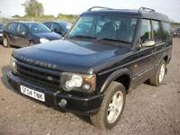 2004 04 LAND ROVER DISCOVERY 2.5 LANDMARK TD5 5D AUTO 136 BHP DIESEL