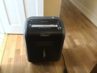*GREAT PRICE*Fellowes Power Shredder 79Ci JAM PROOF and SAFE SENSE technology. Delivery possible.