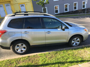 2015 Subaru Forester priced to sell **$13499**