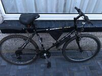 Ridge back 18 speed mountain bike only £65 no offers