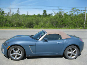 2007 Saturn Sky Red Line Coupe (2 door)