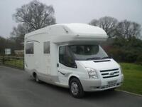 AUTOSLEEPER ASCOT, Low mileage , 4 berth motorhome with rear lounge