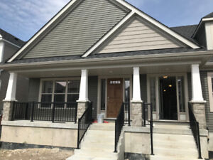 Brand new house with many upgrades for rent - May 1st.