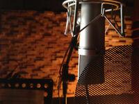 Music Producer / Engineer seeking Artists